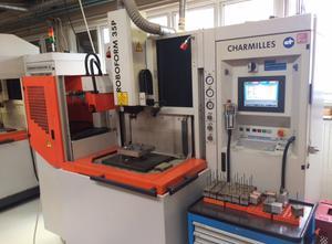 Charmilles   Roboform 35P Senkerodiermaschine
