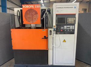 Máquina de electroerosión por hilo Charmilles   Robofil 230