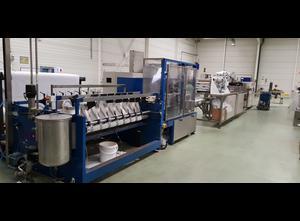 Maszyna pakująca ILAPAK DELTA complete line