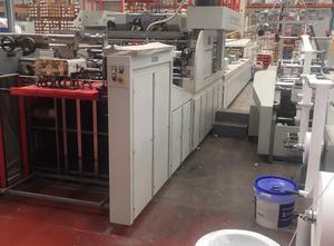 Maszyna do przetwórstwa papieru JIANGSU FANGBANG MACHINERY ZD-QFP14C
