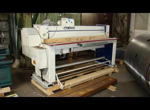 Plate shear Petersen Machinery CIDAN HSM-F 2050x3
