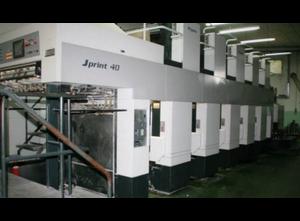Offset Akiyama  JPrint 540