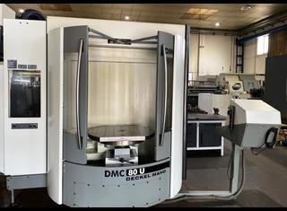 Deckel Maho DMC 80U P01007030