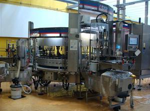 KHS INNOKET SE-2090/120 Etikettiermaschine