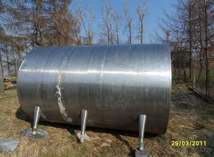 Zbiornik Horizontal tank -