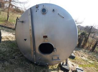 Horizontal tank - P01007051