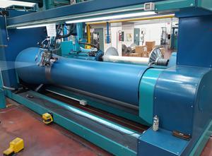 Benninger Versomat Teilschärmaschine