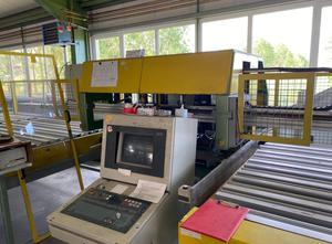 Ingenierbüro Maschinenbau RF-9L / H Sheet metal machine