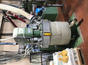 Comec double shaft vacuum disperser 600 lt