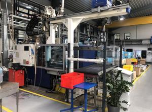 Krauss Maffei  2K-KM150-700-220C Injection moulding machine