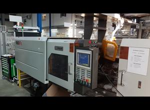 Welltec  180 F2 mit Robotsystem Injection moulding machine
