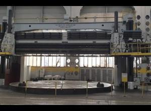Niles DKZ 10.000 vertical turret lathe