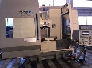 Mikron UCP 1350 5-осевой обрабатывающий центр