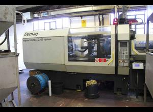 Used Demag 420/800-2300 SYSTEM Injection moulding machine