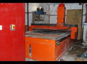 Bystronic Byjet 3002 waterjet cutting machine
