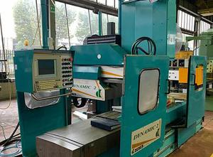 Used Deber Dynamic 2 cnc vertical milling machine