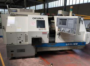 Okuma LB 15 II-MW 800 Drehmaschine CNC