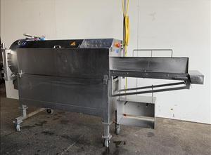 Machine de découpe, lavage et blanchiment de fruits et légumes Eillert   G4400 VS