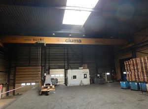 Cluma 5 ton x 20 950 mm Krän