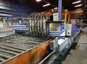 Griesheim EasyTherm 20 000 x 3000 mm Schneidemaschine - Plasma / gas