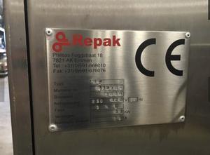 Linea di formatura riempimento e opercolatrice Repak RE3