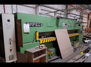 OMPEC TRO/2L/10 CE 400/3200 Furnierschere