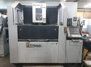 Máquina de electroerosión por hilo Sodick AQ900L