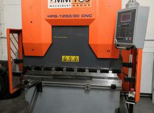 Pressa piegatrice cnc/nc ZMM HPB-1250/30 CNC