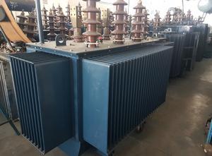 Transformateur Cotradis 15 /20/ 25 kv. 420 v./n