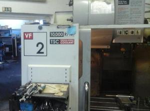 Haas VF 2BHE Machining center - vertical