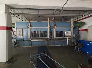 Centro de mecanizado 5 ejes Vulkan 5 axis