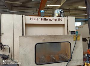 Fresatrice cnc orizzontale Huller Hille NB-HP 150