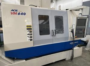 Used Daewoo ACE VM-640 Machining center - vertical