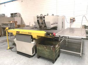 Muratec-Wiedemann Centrum 2500 CNC Stanzmaschine