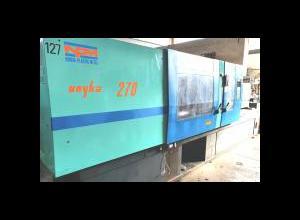 Plastic Metal Unyka 270 Spritzgießmaschine