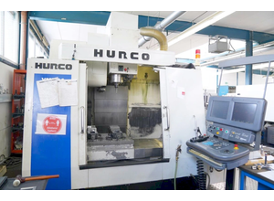 Centro di lavoro verticale Hurco VMX 24 S