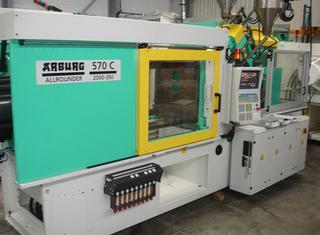 Arburg 570C-2000-350/60 P01015091