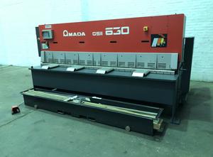 Nożyce gilotynowe CNC Amada GS II 630