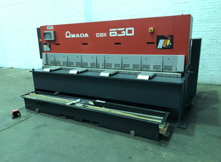 Amada GS II 630 P01016087