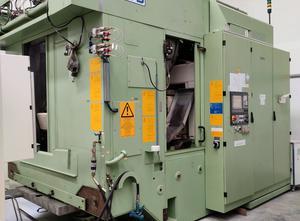 Centro de mecanizado 5 ejes GROB G320 (TWIN SPINDLE - 5AXES )