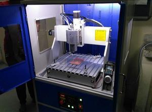 Maszyna do trasowania płytek PCB Enthu Tech PCBMATE-300W
