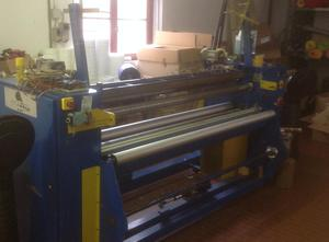 Used Calemard FRANCIA cm 180  Sheeter