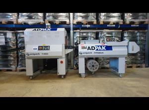 ADPAK FP560A +T450 Folien-Einschweißmaschine