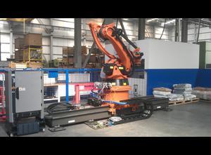 Kuka KR 100-2PA Industrial Robot