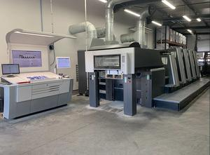 Heidelberg XL 75 4+L Offset four colours