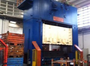 Overhauled RADAELLI  1000  ton metal mechanical press