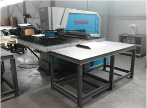 Euromac BX Autoindex 1000/30 - 1250 CNC Stanzmaschine