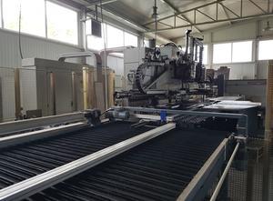 Salvagnini P4-2220 CNC-Plattenbiegemaschine