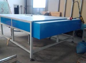 Used Solaro Laminating furnace - Glass machine