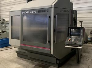 Used Deckel MahoMH 600 C, CNC Milling Machine 5-face/4-axis Universal